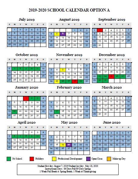 Auburn 2020 Calendar 2019 2020 School Calendar Survey   Auburn Elementary