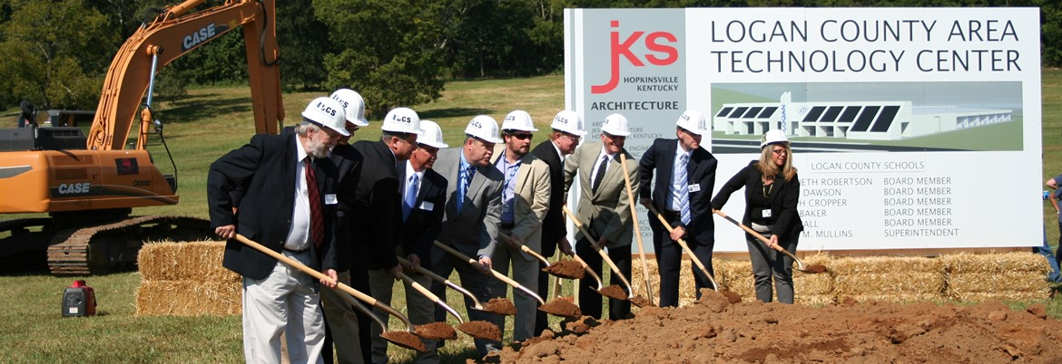 Ground Turning for new tech center
